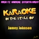 Karaoke (In the Style of Jamey Johnson)