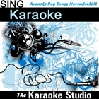 Karaoke Pop Songs November.2012