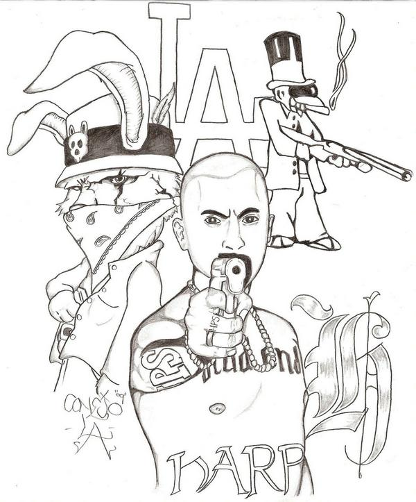 coloring pages of homies - photo#24
