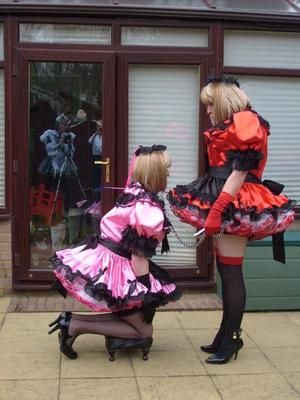 Training Sissy Male Maids 106