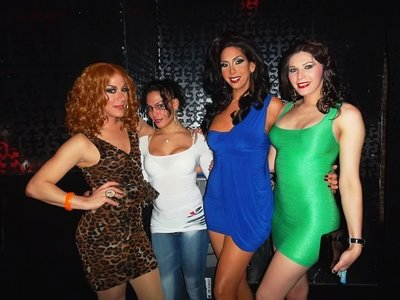 Tranny party pics