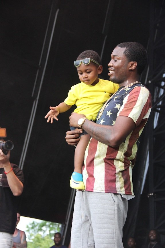 Photo Recap: Meek Mill & Mac Miller at Festival Pier
