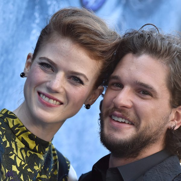 Kit Harington 'engaged' to fellow 'Game Of Thrones' star Rose Leslie