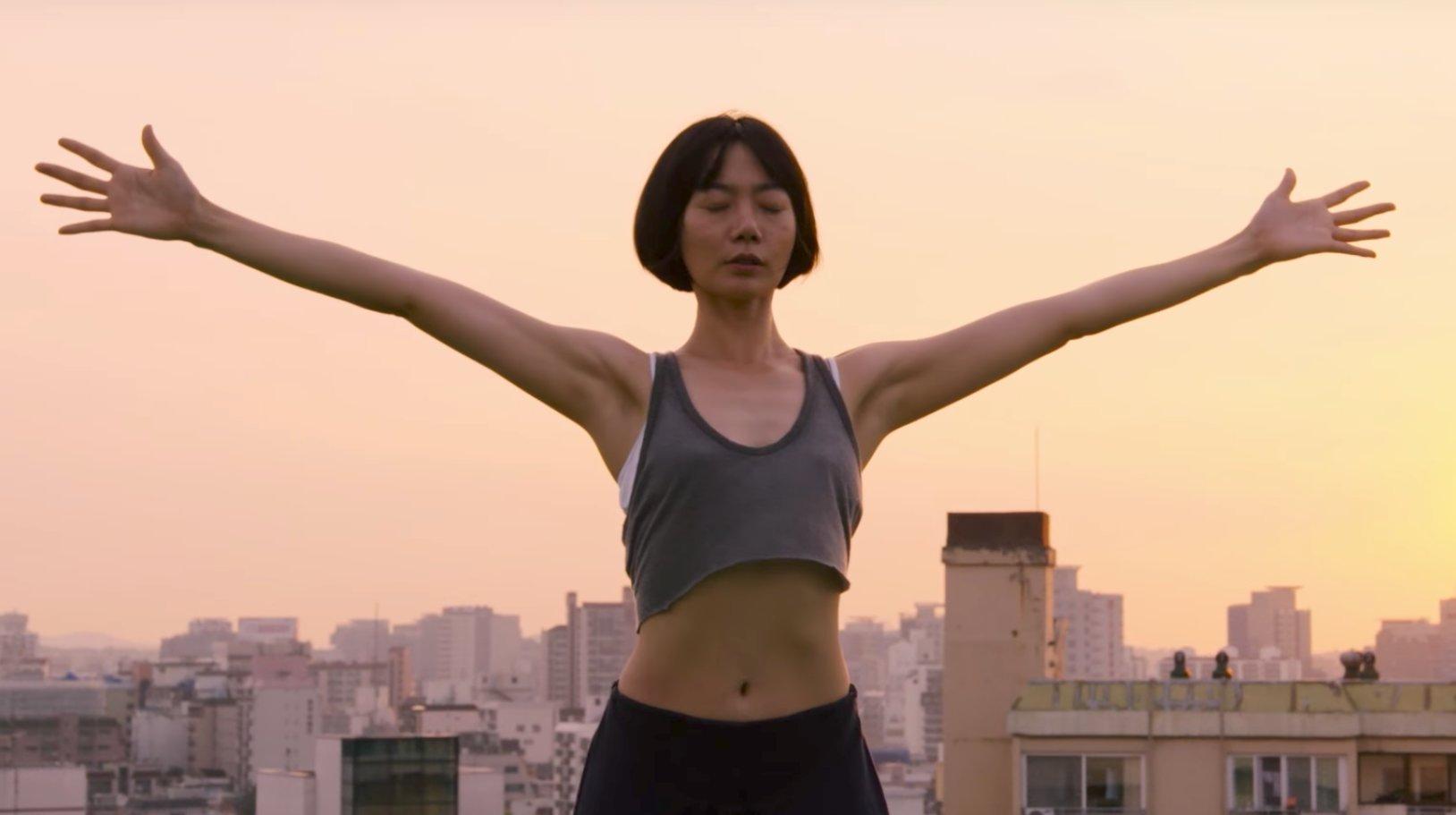 Sun Bak is played by Doona Bae