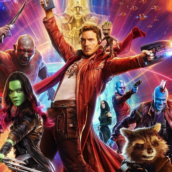 We Assemble the WWE's Version of the Guardians of the Galaxy