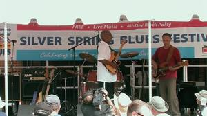 Peoples, Peoples, Peoples - Bushmaster live at Silver Spring Blues Fest 15Jun13 view on myspace.com tube online.