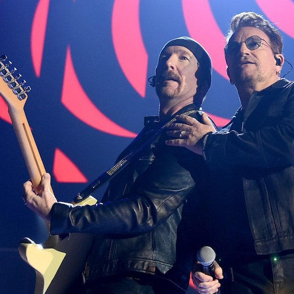U2's 'Songs Of Experience' album tracklist revealed?