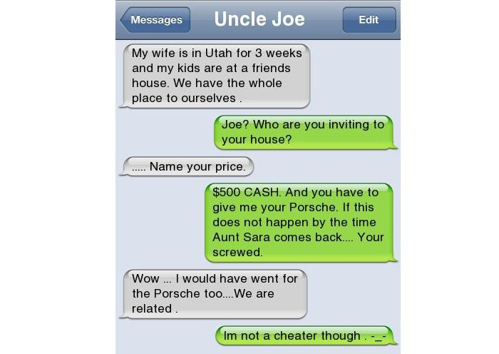 Cheating Facebook Messages 20 Cheating Text Fails...