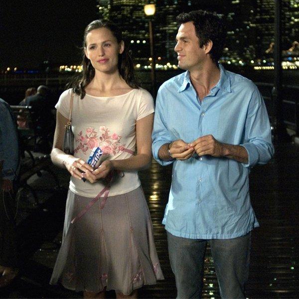 Mark Ruffalo Has Fond Memories of Working with 'Lovely' Jennifer Garner in 13 Going on 30