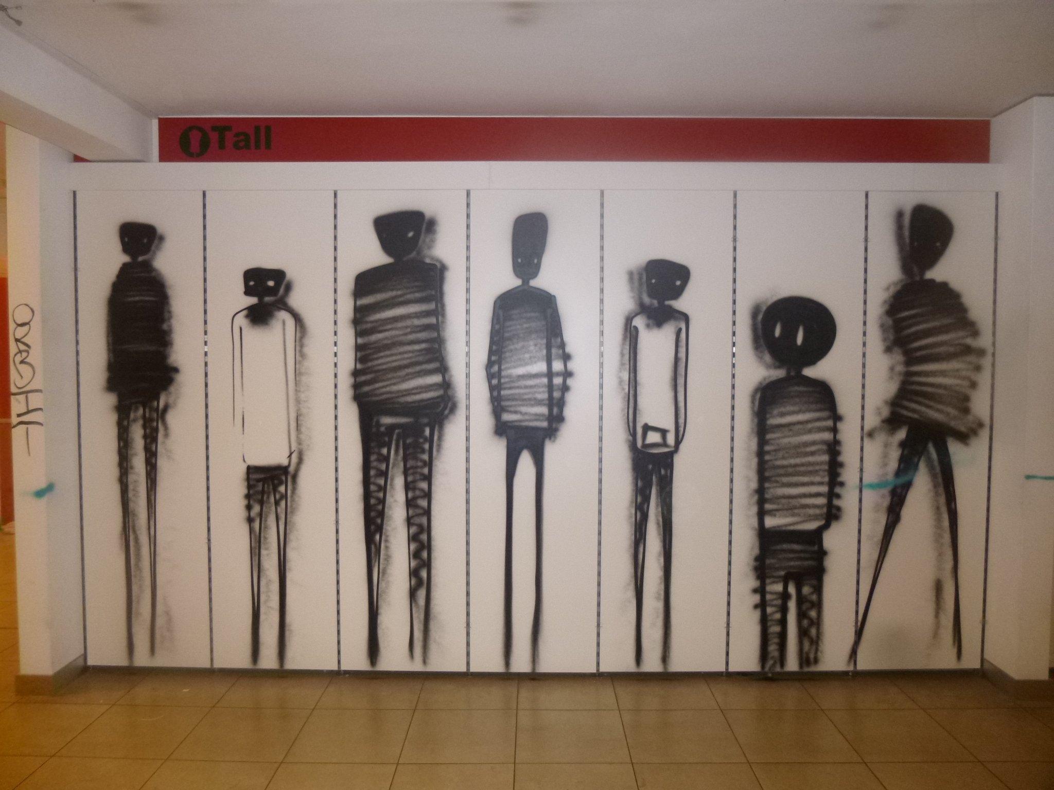 Graffiti TALL