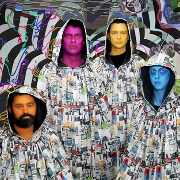 Animal Collective Announce New Album and Spring 2022 Tour, Share 'Prester John'