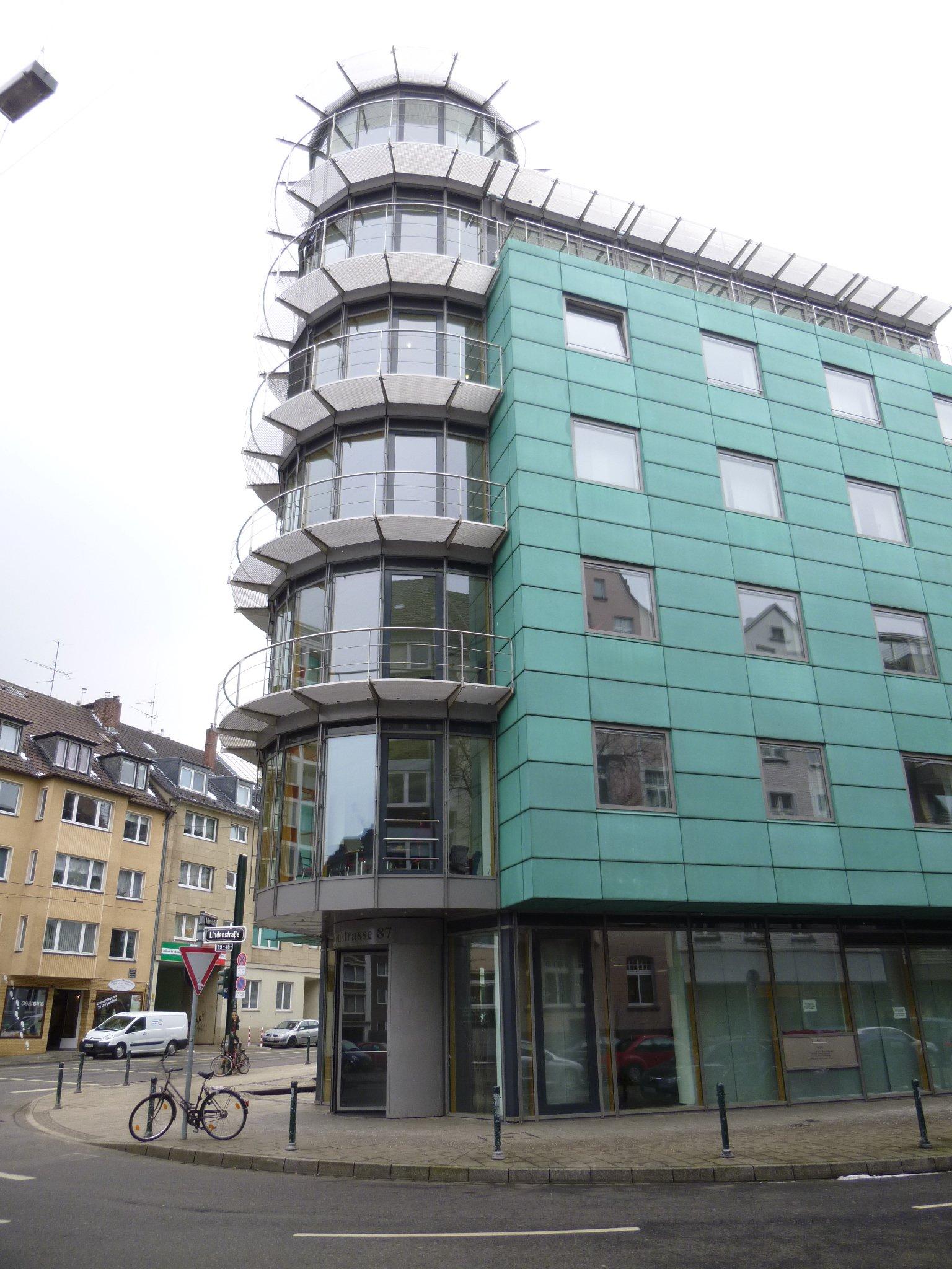 Eckhaus Linden-Acker