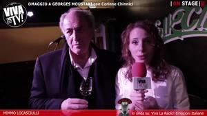 W VIVA LA TV! ITALIA OMAGGIO A GEORGE MOUSTAKI FOLK STUDIO CON CORINNE CHINNICI view on myspace.com tube online.