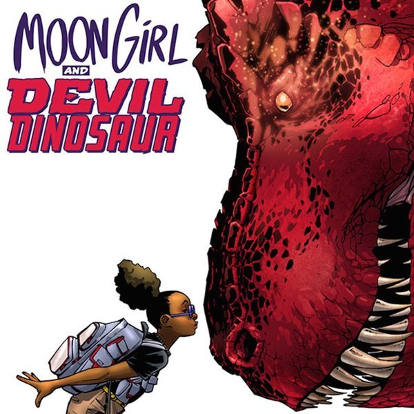 Marvel's Newest Super Hero Is A Preteen Genius Named Moon Girl