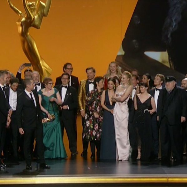 Game of Thrones Creators Praise Cast for Emmy Win: 'Amazing That All of You Are Still Alive'