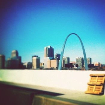 The Saint Louis Metropolitan region provides a multitude of intermodal shipping options with a network of interstates, rail services, two airports and an inland port.