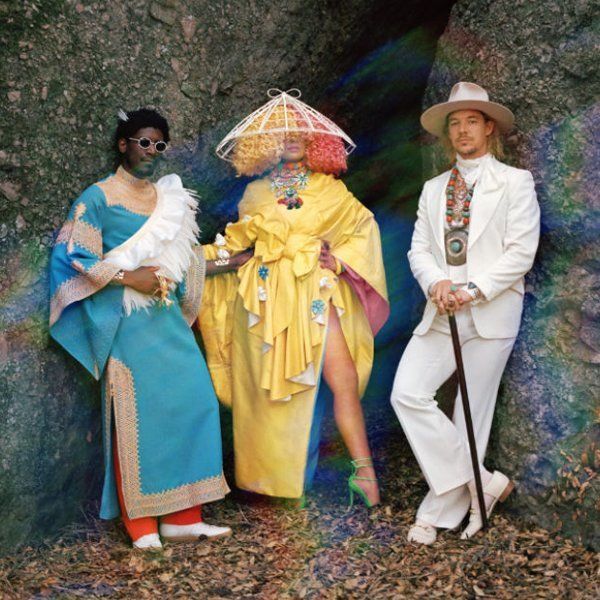 Sia Diplo and Labrinth join forces for debut LSD track 'Genius'