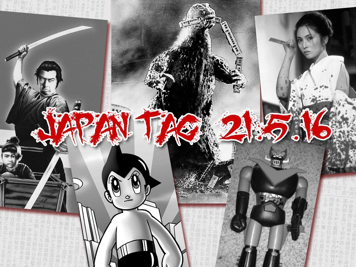Japan-Tag 2016
