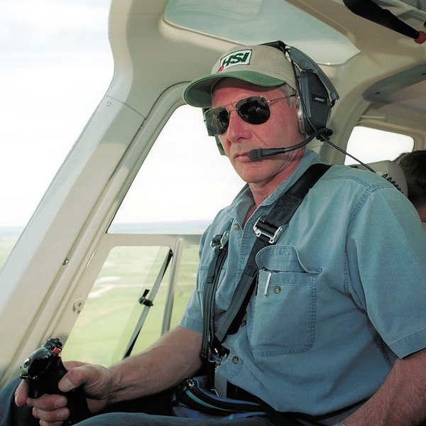 Harrison Ford in Near Mid-Air Collision at US Airport