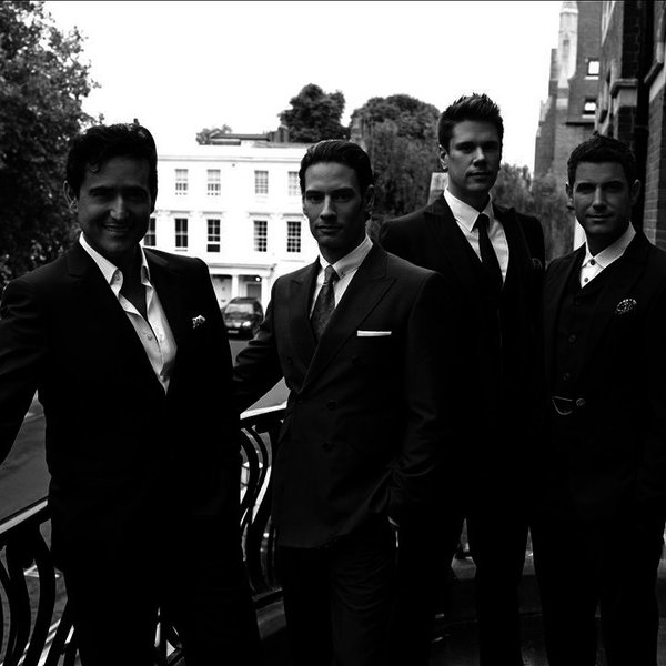 Il divo listen and stream free music albums new releases photos videos - Ancora il divo ...