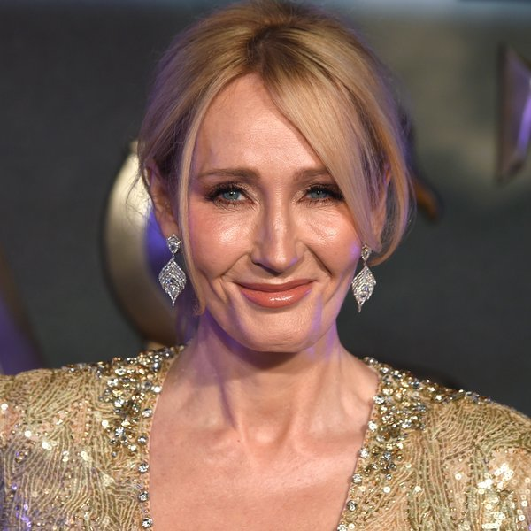 JK Rowling Trolls Piers Morgan with His Own Words, as His Son Gets Harry Potter Tattoo