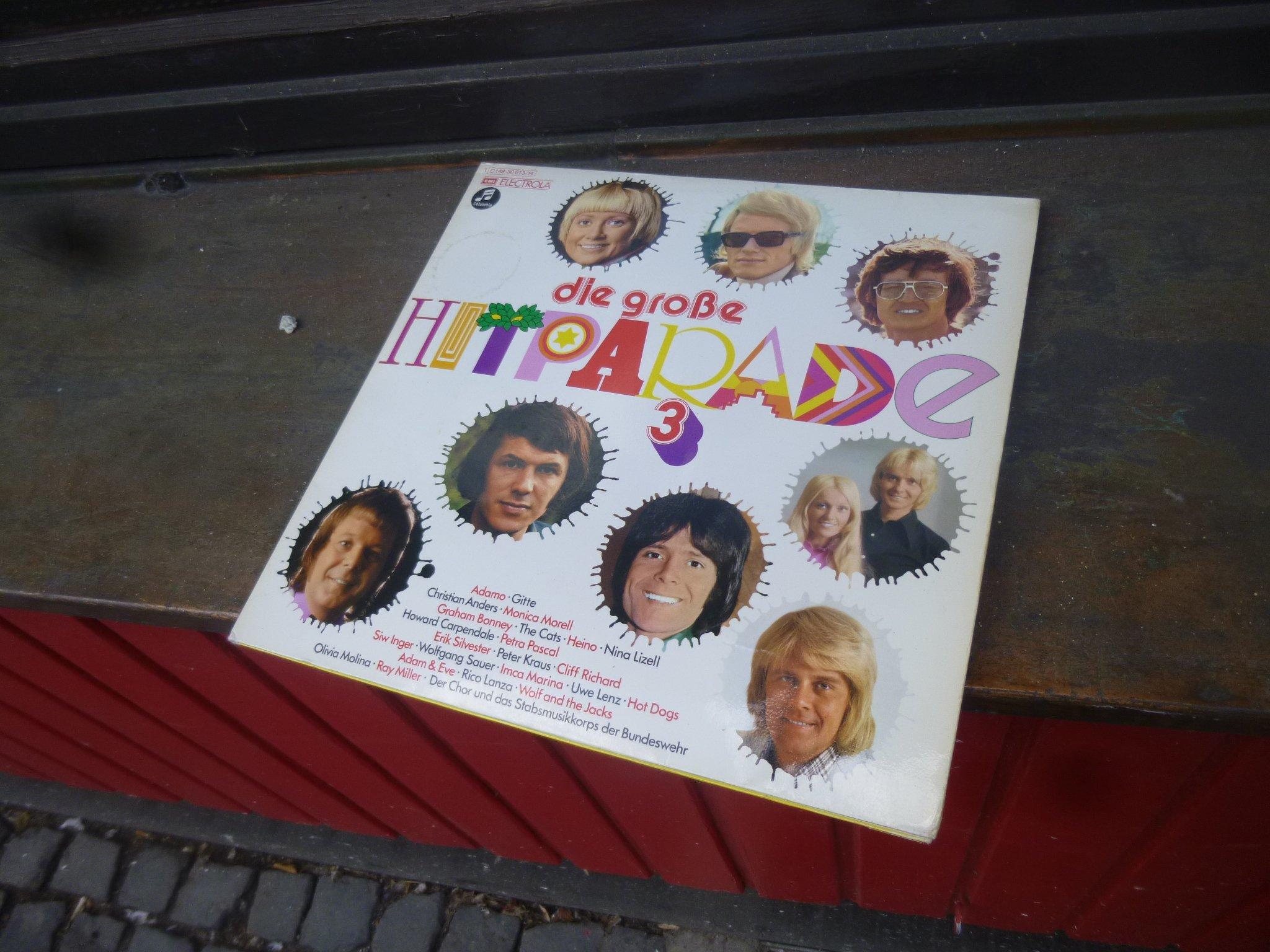 LP - Die große Hitparade