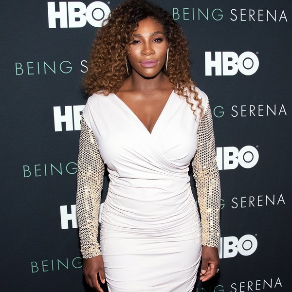 Serena Williams Teases New Namesake Fashion Line at Her Documentary Series Premiere
