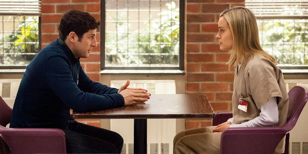 Jason Biggs Will Not Return For 'Orange is the New Black' Season 3