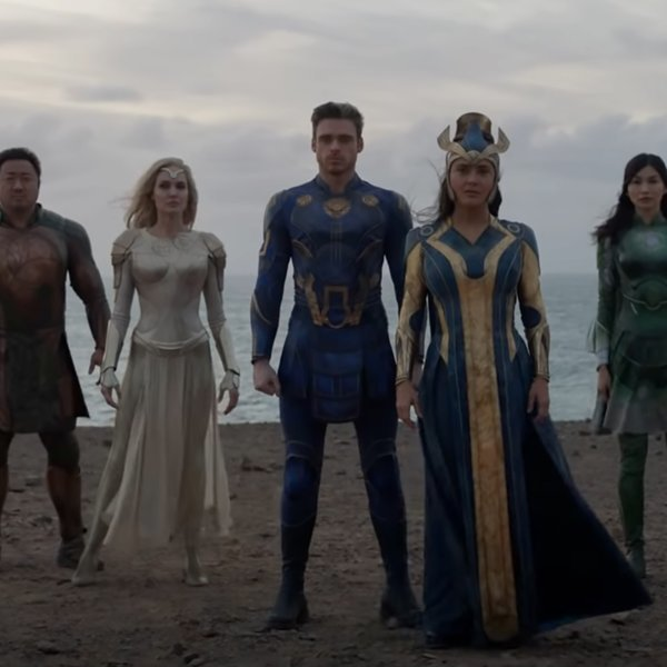 """'Eternals' first reactions: """"Ambitious, expansive, fashionable"""""""