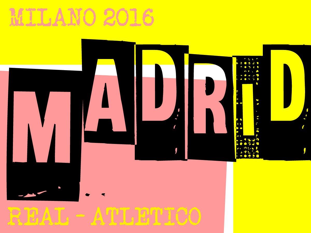 Madrid - Milano 2016