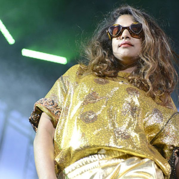 M.I.A. releases 'OHMNI 202091', her first new song in three years