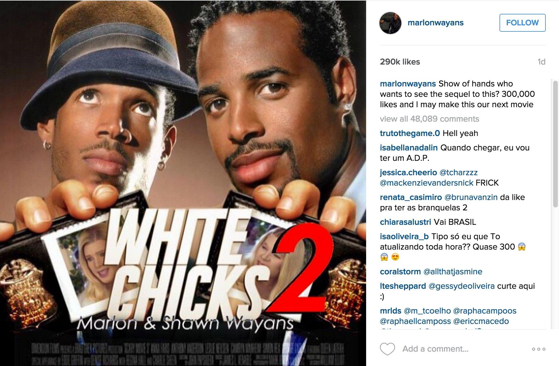 White chicks date