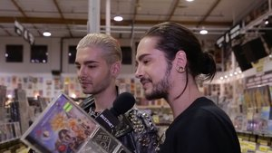 Tokio Hotel's record buying adventure at AMOEBA view on myspace.com tube online.